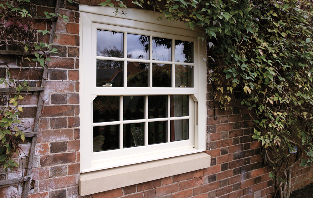 uPVC Sliding Sash Windows Southampton