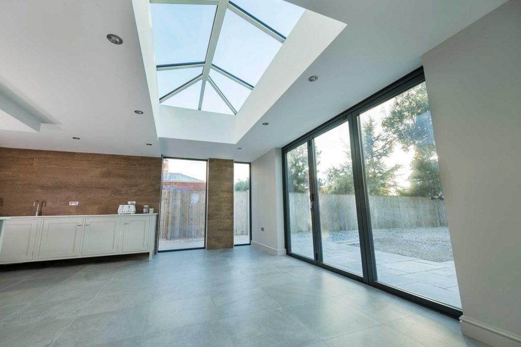 Aluminium Roof Lantern Prices Southampton